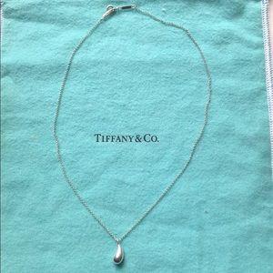 Tiffany & Co. Elsa Peretti® Teardrop Necklace